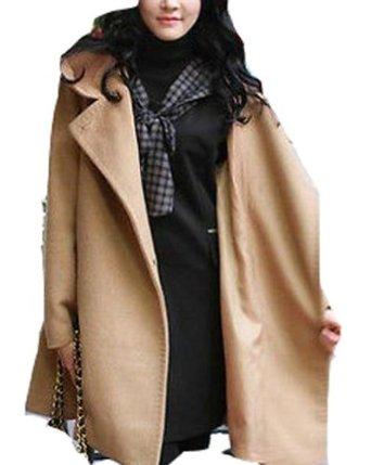 Women winter coats explosion models hooded cashmere coat coat 5177 at amazon women's coats shop