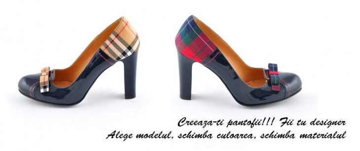 Pantofi - Pantofi cu toc, sandale, platforme, balerini, pantofi de dama 2014