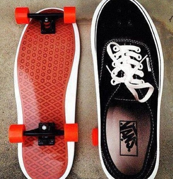 shoes vans black clothes sneakers wheels roller skates skates summer sports  skate board vans roller skates 5a1f9ab86