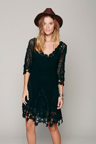 free people womens mi amore lace dress