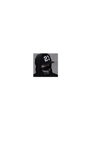 scarf mask boy london blvck style street urban swag black fashion