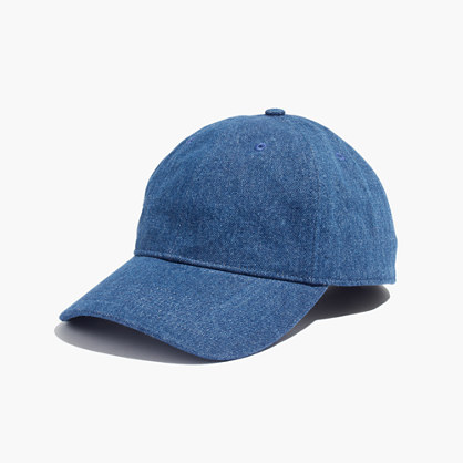 Denim Baseball Cap 6c3b6eff5a1