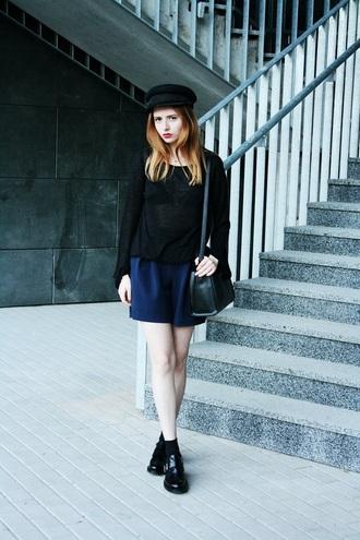 kristina magdalina blogger jewels sweater bag shorts shoes