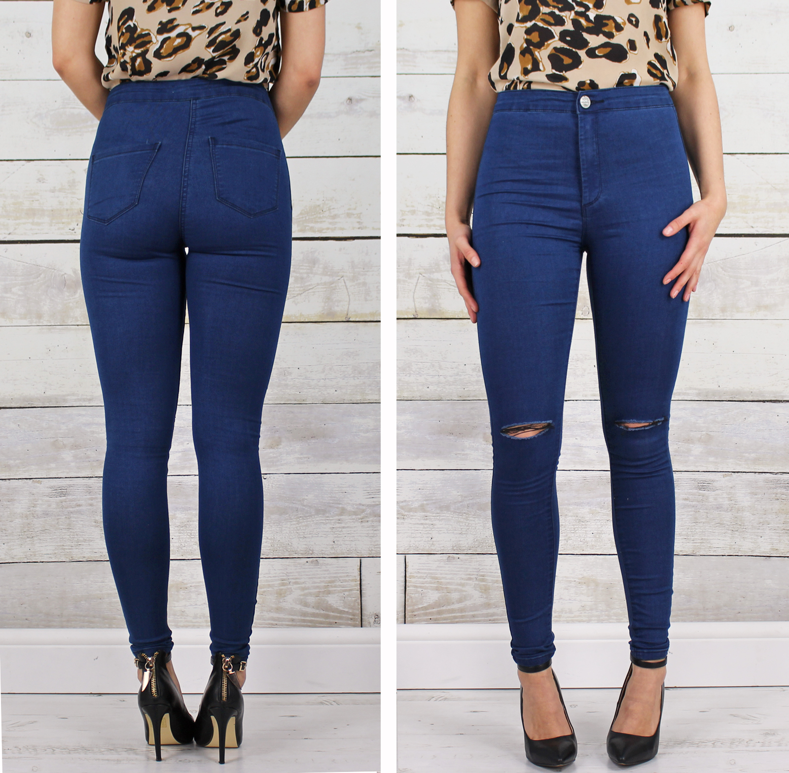 Jegging or jeans