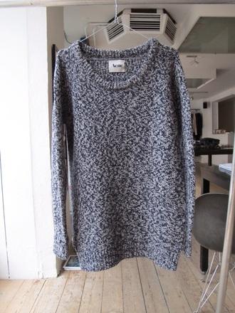 sweater grey jumper