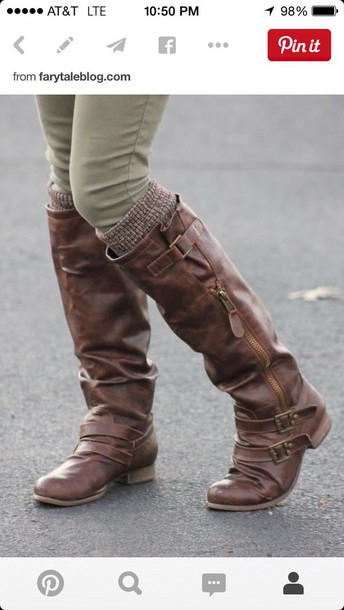 shoes these brown boots i need them
