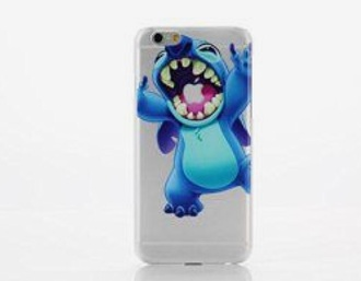 phone cover lilo and stitch cute blue iphone iphone case summer disney movie