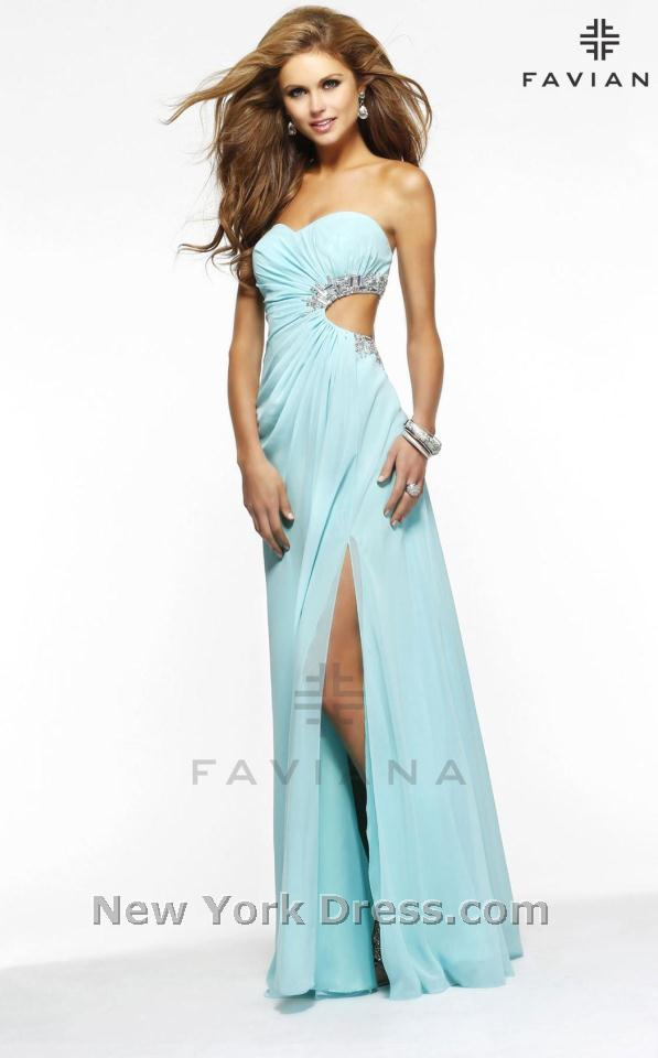 Faviana 7122 Dress - NewYorkDress.com