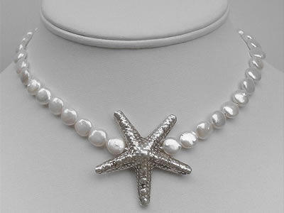 Designs by Travelmeg - Starfish Jewelry