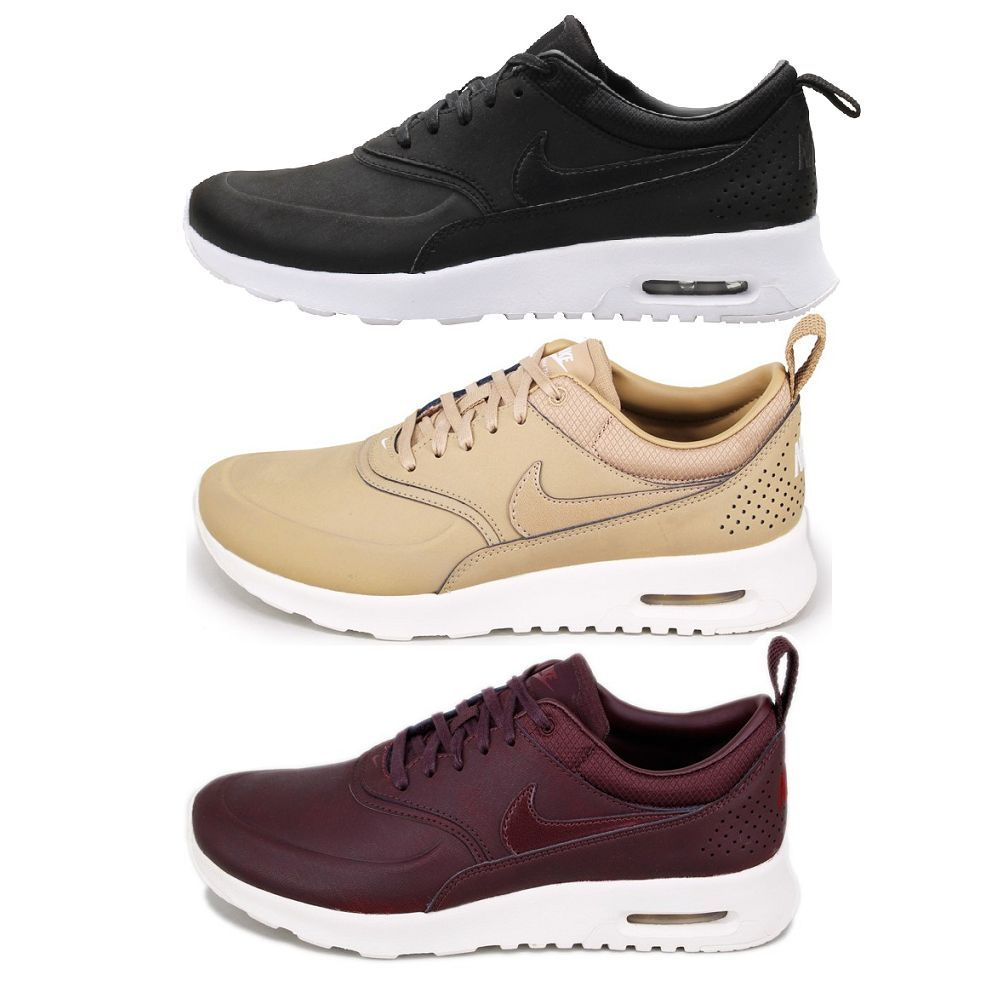 NIKE AIR MAX THEA PRM LEATHER LTD 35.5 44.5 NEW 150€ roshe