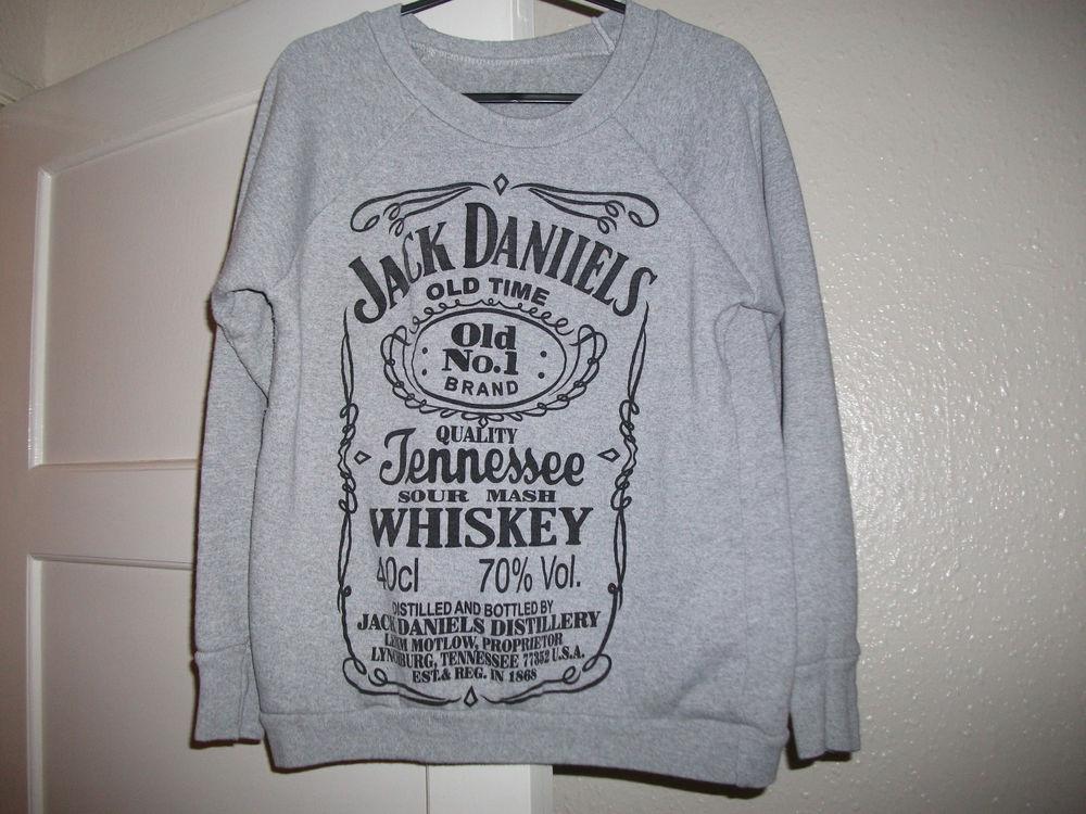 jack daniels jumper | eBay