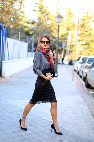 seams for a desire jacket sweater belt skirt scarf sunglasses