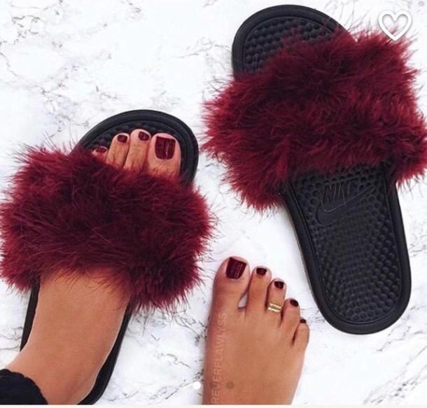 shoes, maroon/burgundy, burgundy, nike