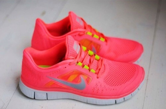 style shoes nike running shoes saumon