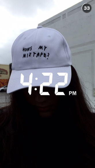 hat drake summer cap snapback