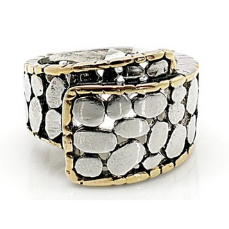 jewels gold silver silver ring