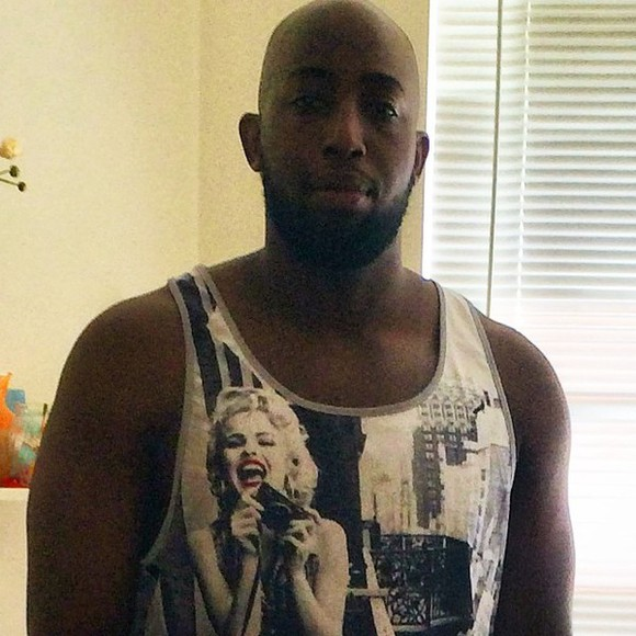 tank too marilyn monroe black man beard marilyn monroe gangster tank top menswear