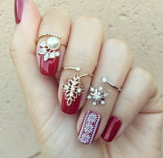 nail accessories nails ring nail stickers