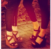 shoes,black,wedges,high heels,strappy,black wedges,wedge sandals