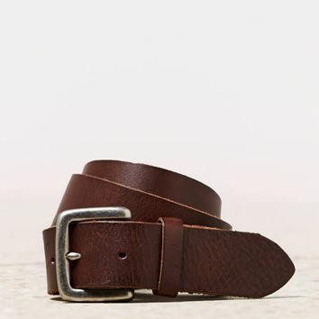 AEO DOWNTOWN LEATHER BELT on Wanelo