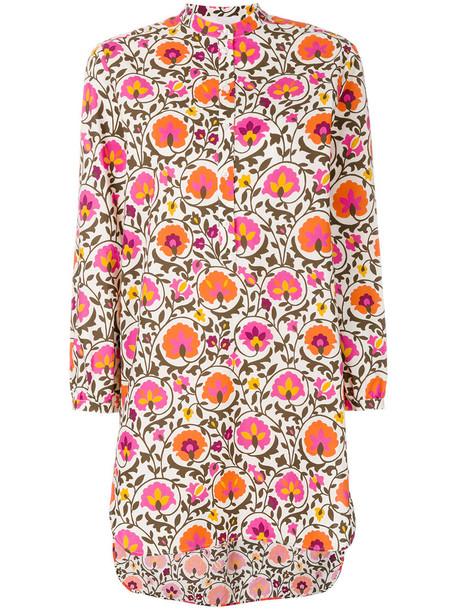 La DoubleJ dress shirt dress beach women cotton