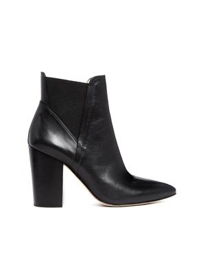 ASOS   ASOS EINSTEIN Leather Ankle Boots at ASOS