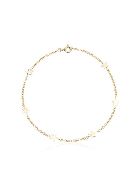 Luis Miguel Howard women gold yellow grey metallic jewels