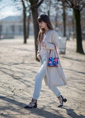 meet me in paree,blogger,jeans,bag,shoes