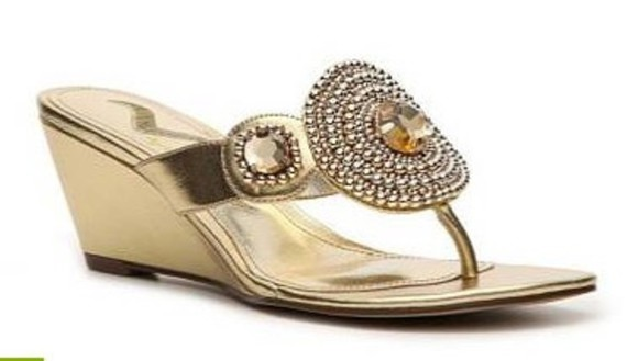 shoes sandals gold embellished sandals foot wear bejeweled metallic shoes