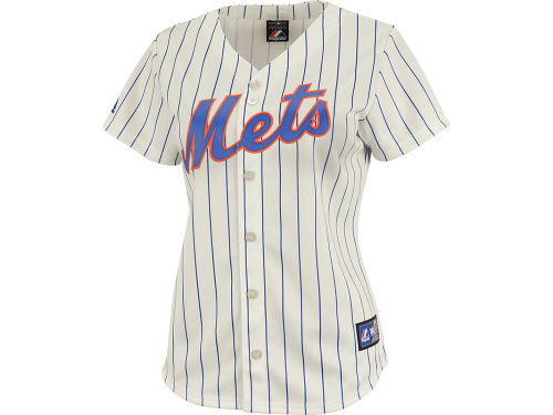 New York Mets MLB 6703 Womens Jersey