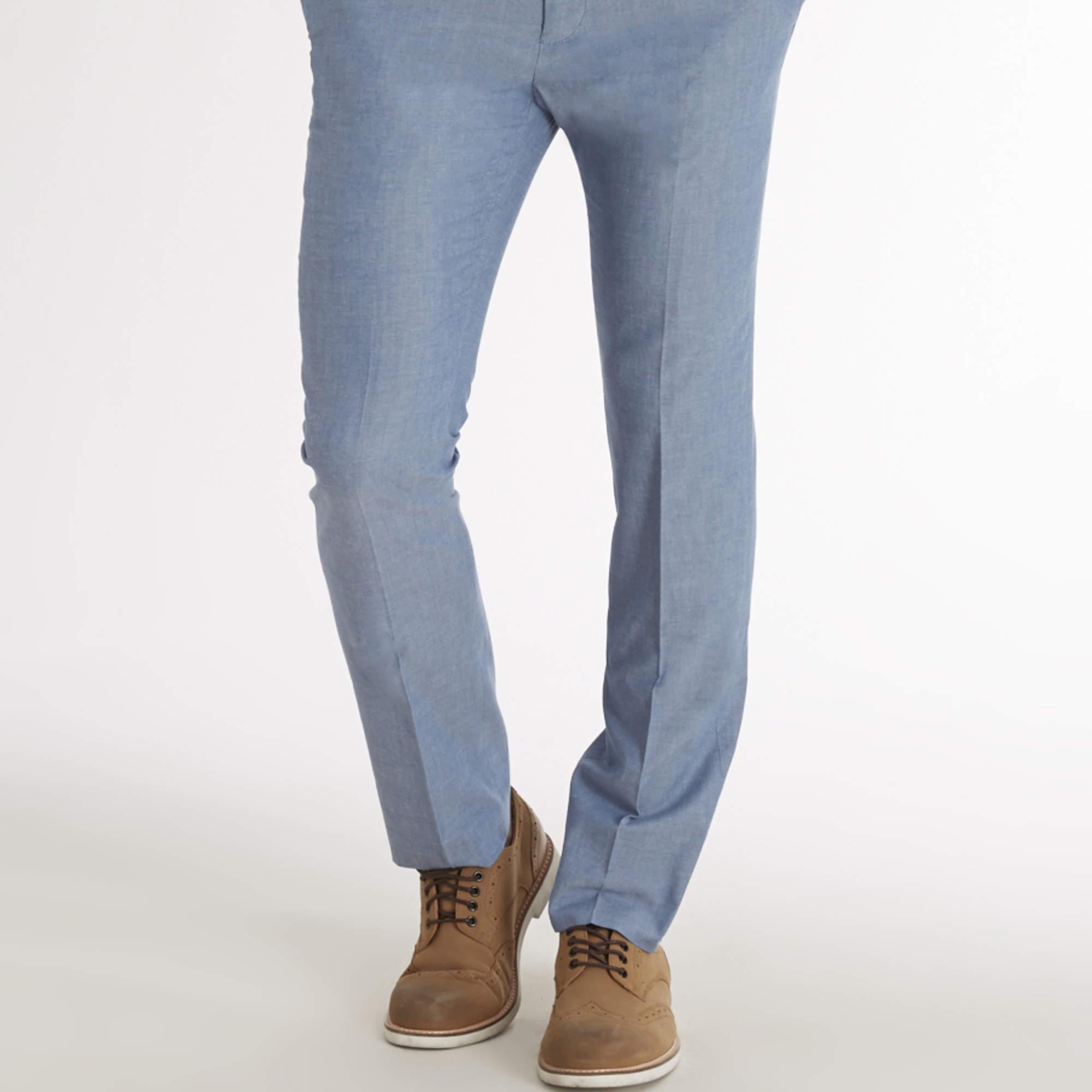 Chambray Skinny Pant - Paisley & Gray - Denim   Pants : JackThreads