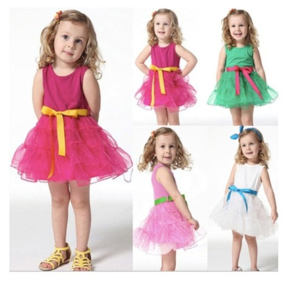dress tutu girly cute cute dress tutu dress colorful dress children's children children toddler kids kids dress kids gifts all cute outfits fashion fashionista