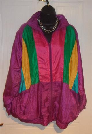 Shell jacket vintage