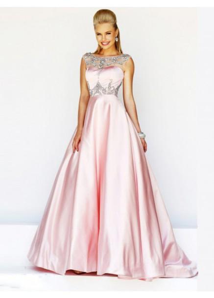 dress stain prom dress pink dress pastel pink gown prom dress sherri hill