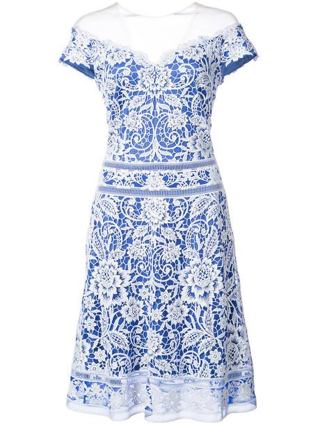 dress women lace white cotton crochet