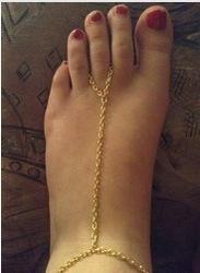 Min Auftrag 10 usd, mode lieben Füße chian schmuck großhandel Multi  levelsexy Körper halskette schmuck in  von  auf Aliexpress.com