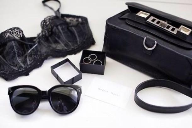bag alternative black heels style