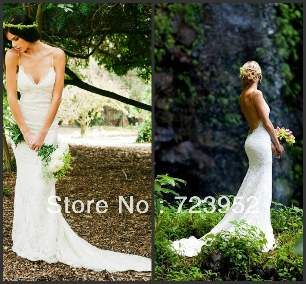 Aliexpress.com : buy nwd006 free shipping pinup new bridal sexy open backless beach wedding dresses 2014 from reliable wedding dress sweetheart suppliers on suzhou aee wedding dress co. , ltd