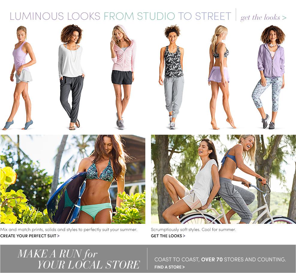 Women's Performance Apparel: Yoga Clothing, Run Clothing & Swimwear. Free Shipping   Athleta
