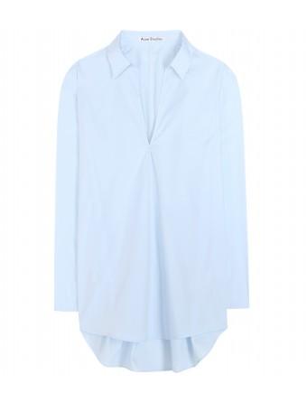mytheresa.com - Lain Poplin cotton shirt - Long-sleeved - Tops - Clothing - Luxury Fashion for Women / Designer clothing, shoes, bags