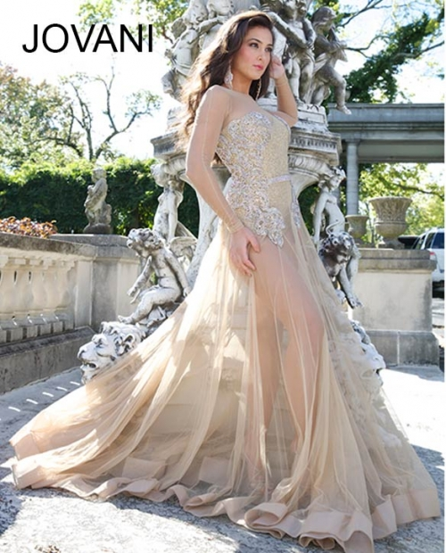 2014 New Style Prom/Party/Evening/Pageant Jovani Dresses [J157613]