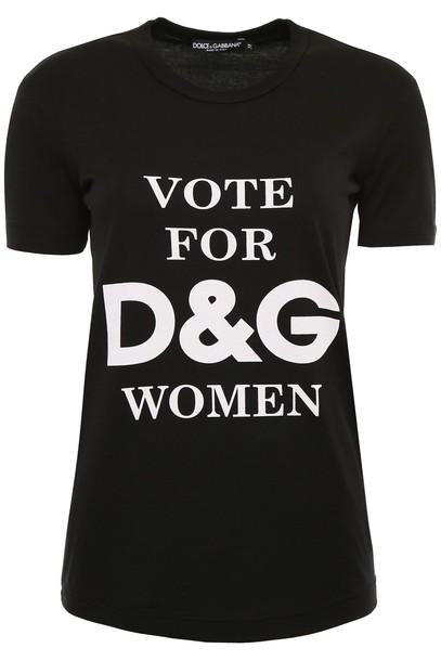 Dolce & Gabbana t-shirt shirt t-shirt print top