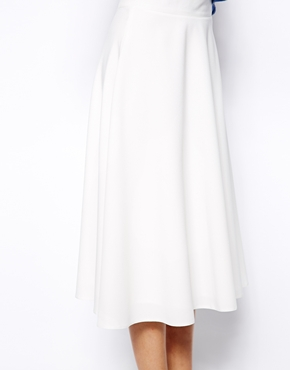 Love | Love Midi Skater Skirt at ASOS