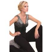 dress,classy,omur ozer,colorful,basic black crepe shirt
