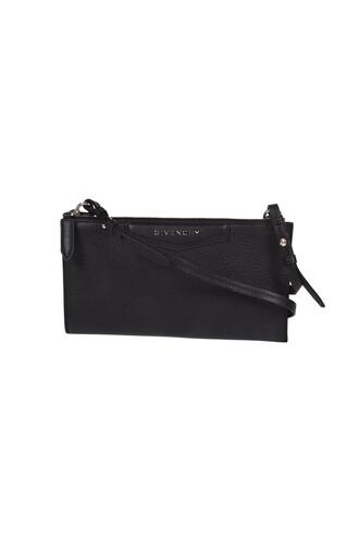 pouch black bag