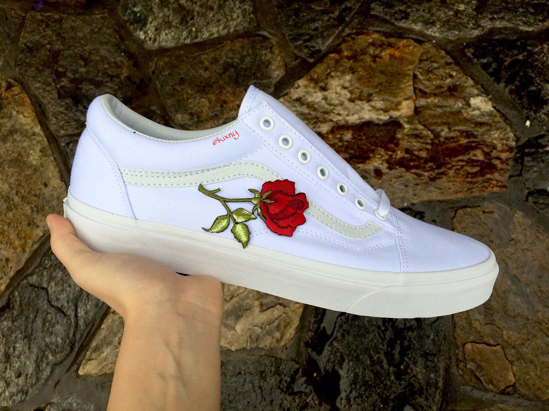 Roses Custom Vans