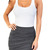 Emprada - White Essential Bodysuit | Emprada
