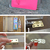swellmayde: DIY | BOX CLEAR CLUTCH