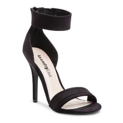 Women's Laundry List® Jema Heels - Black
