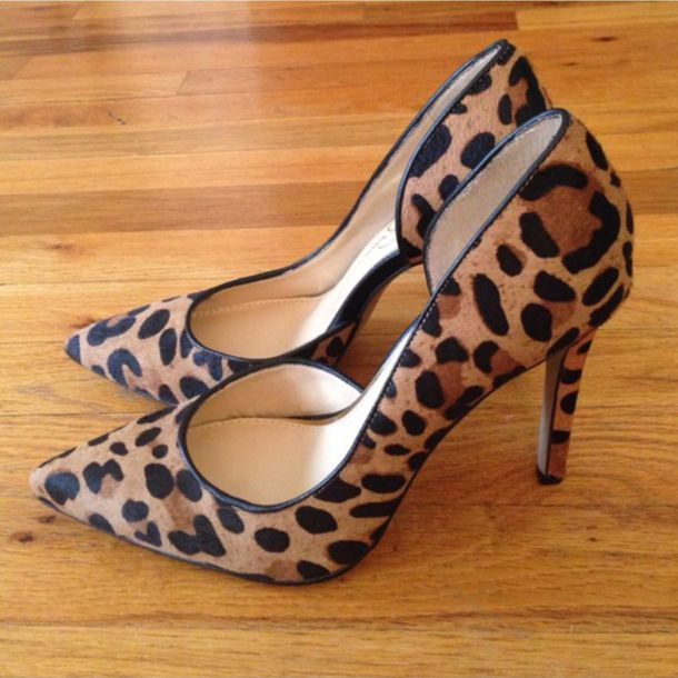 0e4c8d75088 shoes jessica simpson claudette animal print brown shoes high heels high  heel pumps leopard print leopard